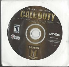 Call of Duty & United Offensive Strategy Guides (Deluxe Edition PC Game)