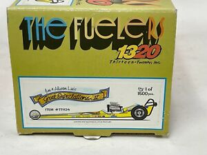 1/24 1320 The Fuelers Dragster Jim & Alison Lee's Great Expectation 1124 JD246B