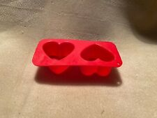 Silicon Heart Shaped Mould, Egg Poaching, Chocolate