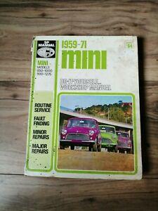 SP Manual Mini 1959-71