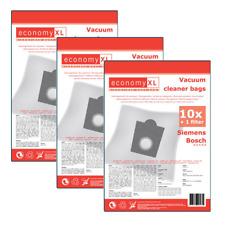 VS04G9999 VS04G0000 30 Staubsaugerbeutel Für SIEMENS BS 55
