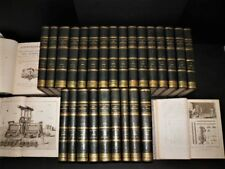 ENCYCLOPEDIE DIDEROT D'ALEMBERT TEXTE + 2884 PLANCHES 28 TOMES IN-FOLIO EO 1751