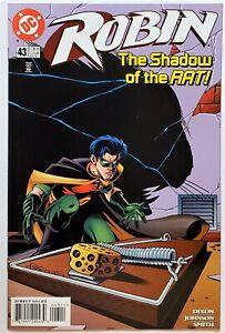 Robin #43 (Jul 1997, DC) NM