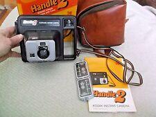 Kodak Handle 2 INSTANT CAMERA With Bag In Original Box