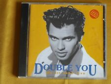 """CD """"DOUBLE YOU - WE ALL NEED LOVE"""""""
