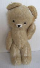 Alter Teddybär Teddy mit Plastenase Old teddybear