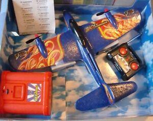 Mattel 'Sky Scorcher' Radio Control Plane in Original Box