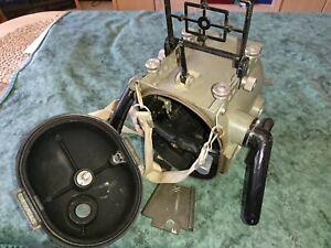 Unterwasser Gehause NEPTUNE fuer Videokamera Vintage