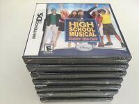 High School Musical: Makin' the Cut (Nintendo DS, 2007) DS NEW!