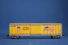 "N-SCALE MICRO-TRAINS 50' RIB-SIDE BOXCAR UNION PACIFIC #62415 ""Special Run"" NEW"