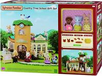 SYLVANIAN FAMILIES COUNTRY TREE SCHOOL GIFT SET KIDS TOY