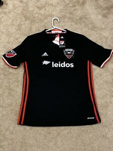 Youth XL DC United ClimaCool Soccer Jersey NWT $65
