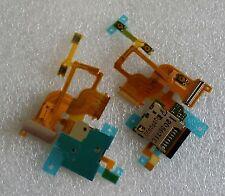 Teclado numérico Volume button micro SD Reader lectores Flex Sony Xperia ion lt28h lt28 lt28i