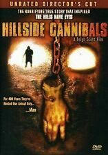 Hillside Cannibals [Unrated Director's Cut] - DVD
