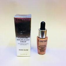 Lancome Custom Highlight Drop Rose Glow 7ml Dripper Bottle Travel Size