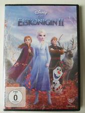 DIE EISKÖNIGIN II 2 DVD NEU OVP Walt Disney Anna Elsa Winter Wald Animation Film