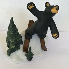 "Jeff Fleming Bearfoots Bear ""Jonny"" Skiing 702/4255"