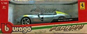 BURAGO FERRARI MONZA SP1 1/18 REF.18-16013