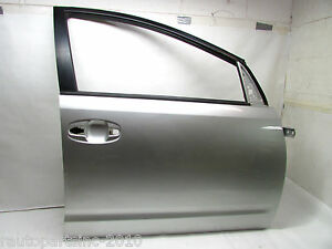 2004 TOYOTA PRIUS FRONT RIGHT SIDE DOOR SHELL SILVER 1C0 OEM 04 05 06 07 08 09