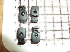 """4PZ LOCK fine disegnare String Cord CORDINO TAPPO Zaino Giacca Paracord """"b-86"""""""