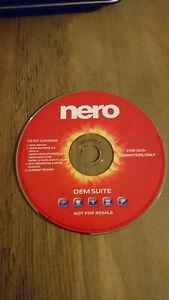 Nero OEM Suite CD