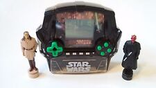 Star Wars Episode 1 Jedi Hunt Electronic Handheld Game with 2 Joystick Figures