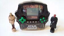 Star Wars Episode 1 Jedi Hunt Electronic Handheld Game with 2 Joystick Figures