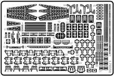 Ship Vessels Detail Update PE 1/700 050 for King George V class battleship