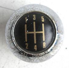 Genuine Used MINI Chrome 5 Speed Gear Knob for R50 R52 #7