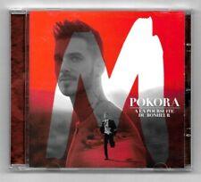 CD / M. POKORA - A LA POURSUITE DU BONHEUR / 20 TITRES ALBUM 2012