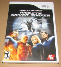 Fantastic 4: Rise of the Silver Surfer (Nintendo Wii) Brand New / Fast Shipping