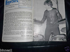 THE BEATLES ORIGINAL NOVEMBER 1964 - The Beatles Monthly Book No16 Near MINT ACE