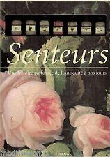 2000 - Minerva - Livre des Senteurs - Une histoire parfumée