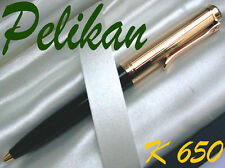 PELIKAN Ballpoint Pen K 650/ K600 SOUVERAN Gold suitable to M 450 M650 +850
