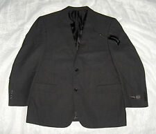 ANDREW FEZZA BAXTER BLACK JACKET DRESS SUIT COAT Mens 42  S Short NWT $250