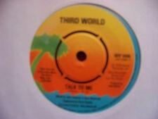 Third World - Talk to me / Talk to me ( Part 2 )    klasse UK Island   45