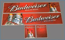 Budweiser Tamiya 3-Axle 56319 14th Scale Truck Reefer Box Trailer Decals + GIFT