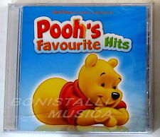 DISNEY POOH'S FAVOURITE HITS - SOUNDTRACK - CD Sigillato