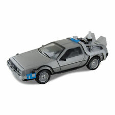 Altri modellini statici di veicoli Hot Wheels DeLorean