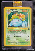 Venusaur 18/130)- Base Set 2 Holo Foil Rare - Pokemon Card - Invest Now