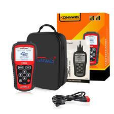 KW808 OBD2 OBDII EOBD 12V Car Code Reader Tester Diagnostic Scanner Tool
