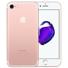 IPHONE 7 32GB GRADO A/B ROSA ROSE GOLD RICONDIZIONATO ORIGINALE APPLE RIGENERATO