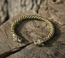 Fenri Bracelets Norse Jewelry Jewellery Viking Wolf Bronze Bracelet Pagan Fenrir