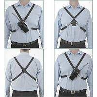 KLICKFAST CHEST STRAP/HARNESS FOR DOORMAN/POLICE BODY WORN CAMERA/RADIOS RX2
