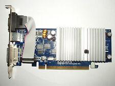 GIGABYTE ATI Radeon X1050, 128 MB DDR2, DVI, S-Video, VGA, GV-RX105512P8-RH