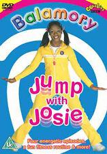 BALAMORY - JUMP WITH JOSIE - DVD - REGION 2 UK