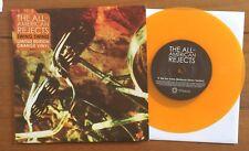 "The All American Rejects - Swing Swing 7"" Orange Vinyl"