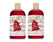 Bath & Body Works Tis The Season 2 in 1 Body Wash - Apple Cinnamon Sandalwood