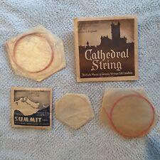 More details for vintage ukulele strings cathedral strings summit gut