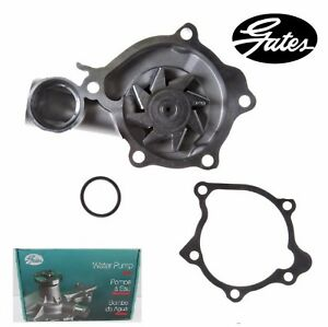 GATES Engine Water Pump for Mitsubishi Eclipse L4; 2.0L; Turbo 1996-1999
